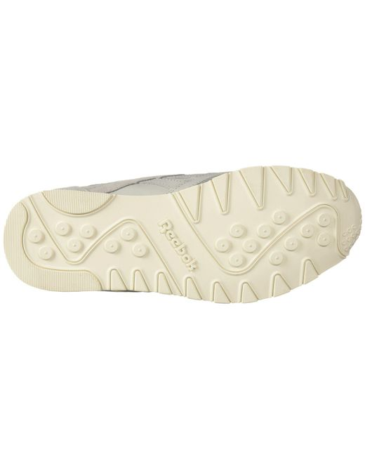 ecd57dc516b Lyst - Reebok Classic Nylon As in Gray for Men - Save ...