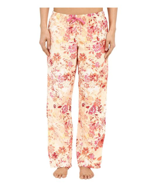 Life Is Good. | Pink Soft Floral Sleep Pants | Lyst