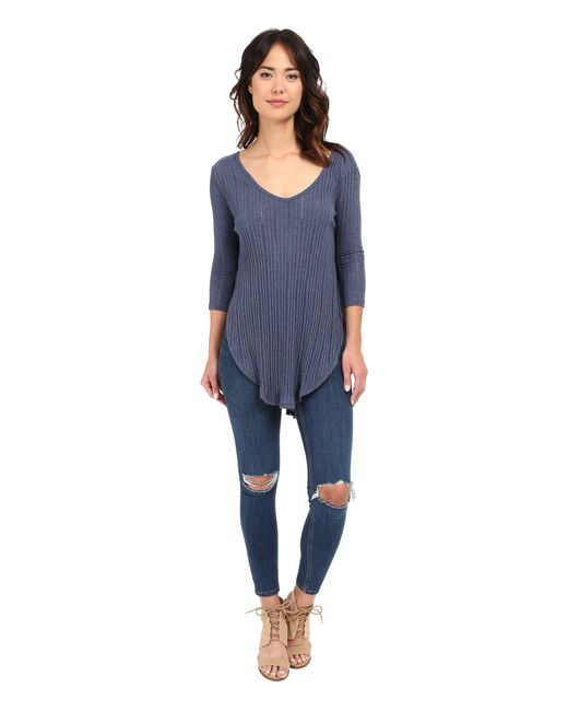 Free People | Blue Astroia Hacci | Lyst