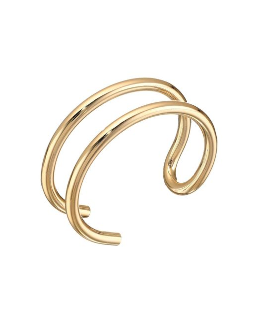 Eddie Borgo | Metallic Allure Cuff Bracelet | Lyst
