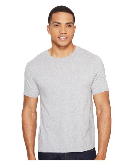 Threads For Thought | Gray Standard Crew Tee for Men | Lyst
