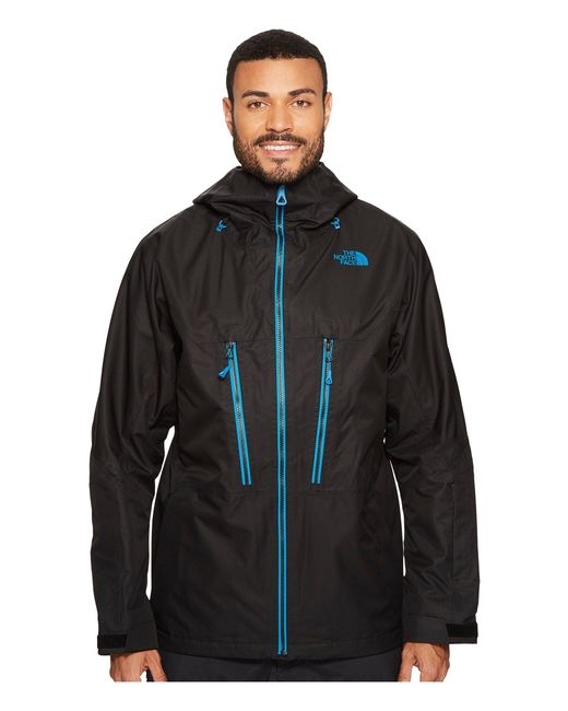 The North Face - Black Thermoball Snow Triclimate Jacket for Men - Lyst