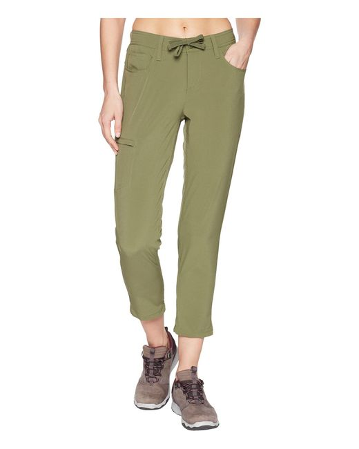 Toad&Co - Green Jetlite Crop Pants - Lyst