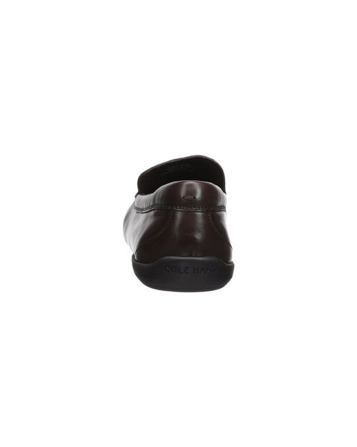 5655e143824 ... Cole Haan - Black Branson Venetian Driver Driving Style Loafer for Men  - Lyst ...