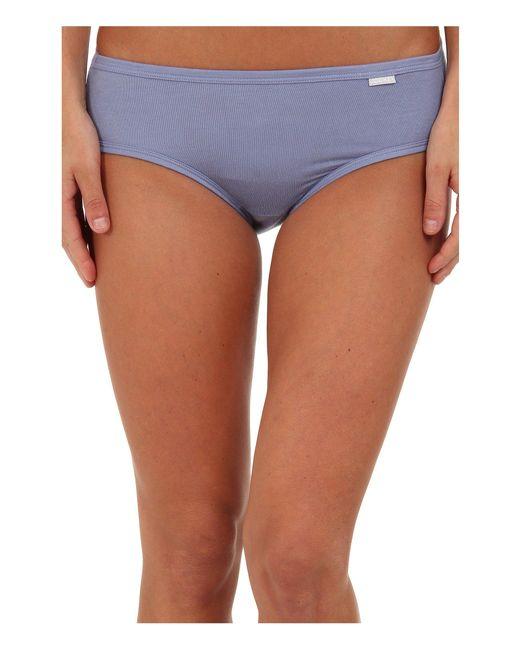 e505b0f6b5f582 ... Jockey - Multicolor Elance® Supersoft Bikini 3-pack - Lyst ...