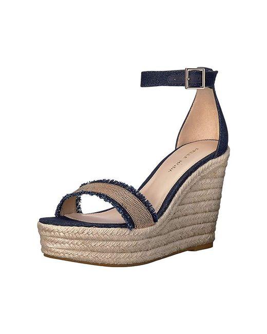 a00aa70504 Pelle Moda Radley (indigo Denim) Shoes in Blue - Save 24% - Lyst