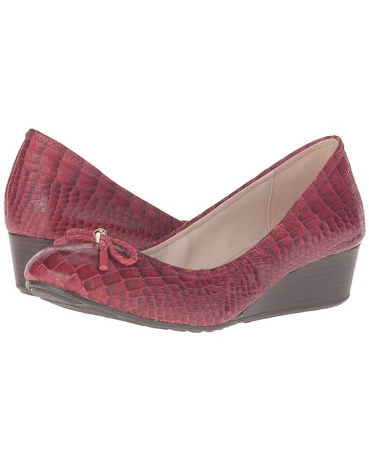 Cole Haan - Multicolor Tali Grand Lace Wedge 40 - Lyst