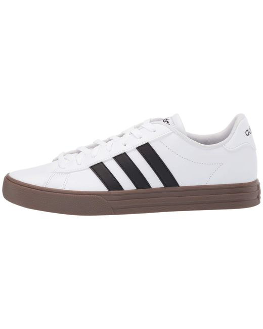 ... Adidas - White Daily 2.0 for Men - Lyst ... 18a4797b2