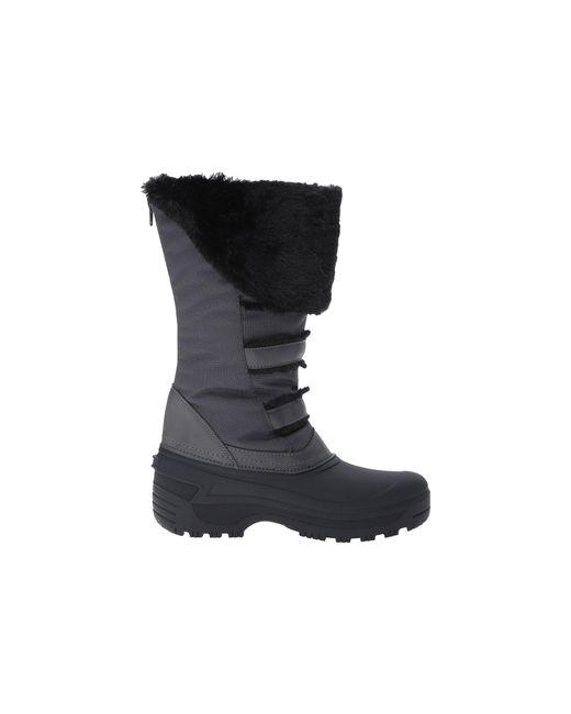 f6ef90e0ec770 ... Tundra Boots - Black Ella - Lyst ...