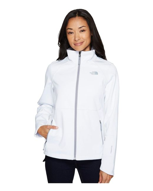 The North Face - White Apex Risor Jacket - Lyst