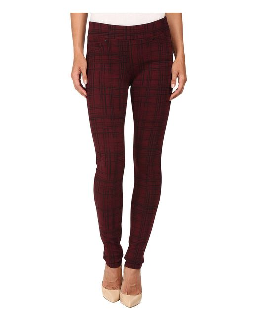 Liverpool Jeans Company - Red Quinn Pull-on Leggings - Lyst