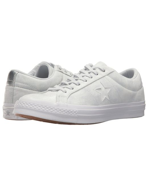 Converse - Multicolor One Star® Peached Wash Ox - Lyst