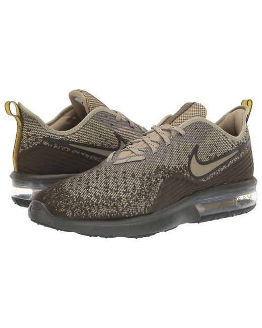 74fac536c62 Nike - Multicolor Air Max Sequent 4 for Men - Lyst ...