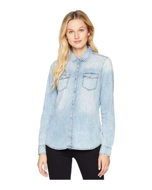 Mavi Jeans - Blue Isabel Shirt - Lyst