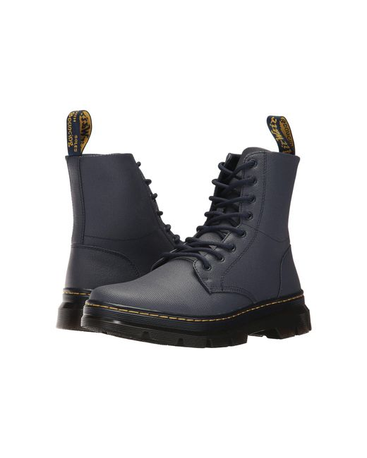 Dr. Martens - Multicolor Combs 8-eye Boot - Lyst