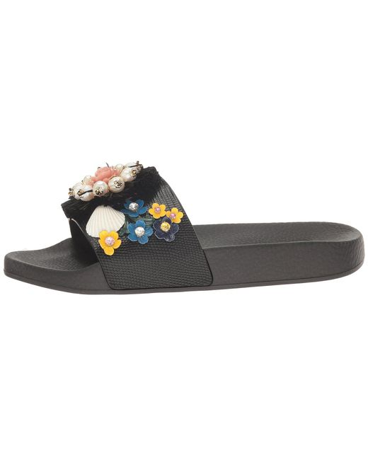 Dolce & Gabbana St. Iguana/Jeweled Pool Slide mMwnlP