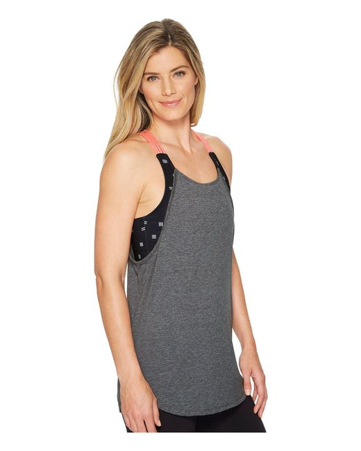 2f96bf551587d Lyst - Carve Designs Airlia Tank Top in Gray - Save 25%