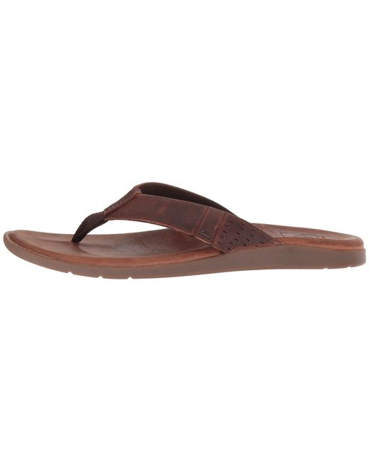 2f353335ffc9 Lyst - Reef Cushion J-bay (brown brown) Men s Sandals in Brown for ...