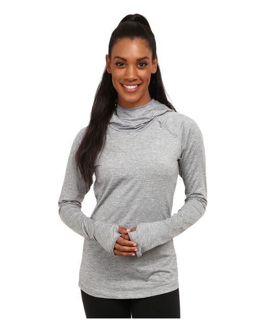 Nike - Gray Dry Element Running Hoodie - Lyst