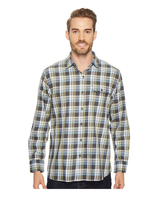 Tommy Bahama - Black Cabrillo Plaid for Men - Lyst