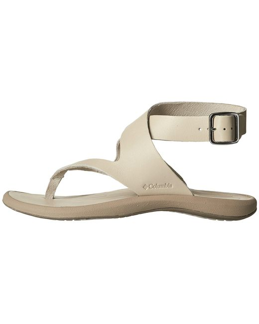 ... Columbia | Multicolor Caprizee Leather Sandal | Lyst ...