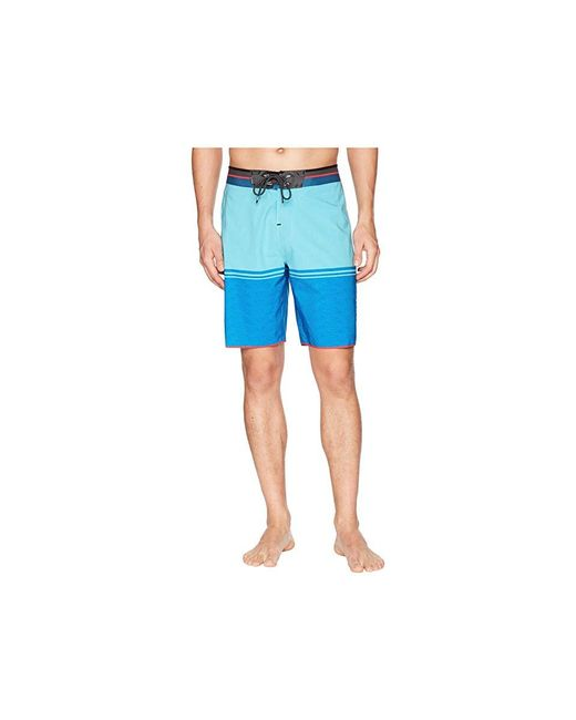 6dda221ea2 Rip Curl - Mirage Cascade Ultimate Boardshorts (blue) Swimwear for Men -  Lyst ...