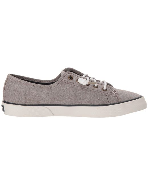... Sperry Top-Sider - Multicolor Pier View Chambray for Men - Lyst ...