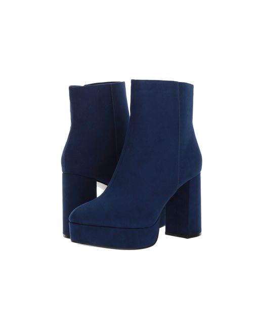 Chinese Laundry - Blue Nenna Boot - Lyst
