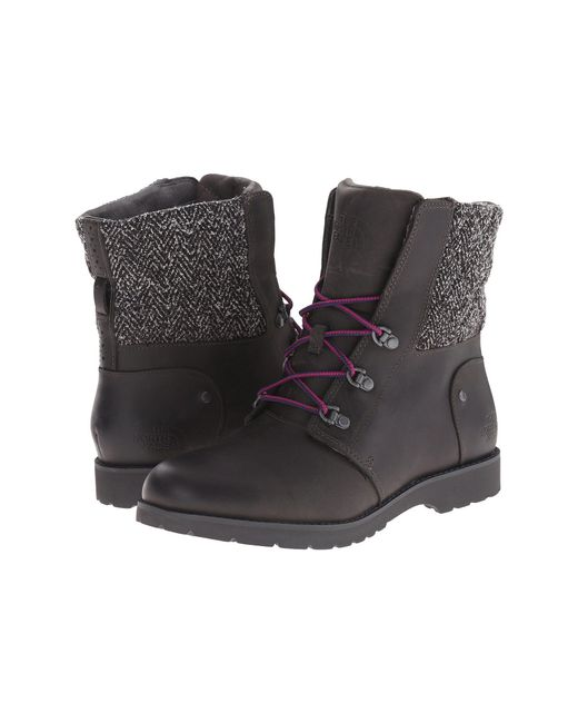 The North Face - Black Ballard Lace Mm - Lyst