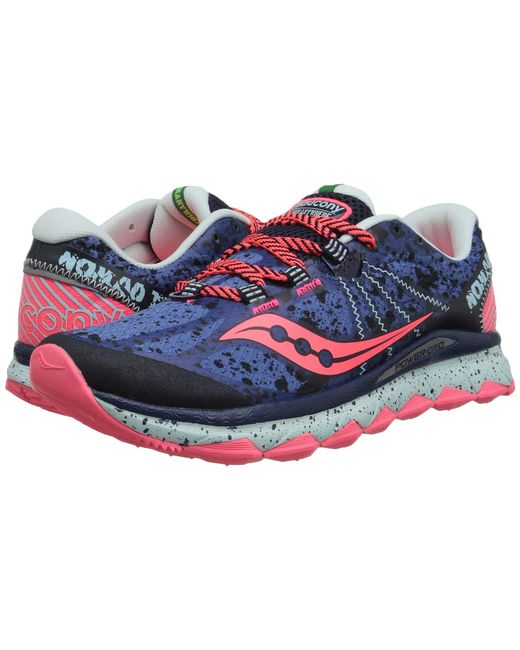 Saucony - Blue Nomad Tr - Lyst
