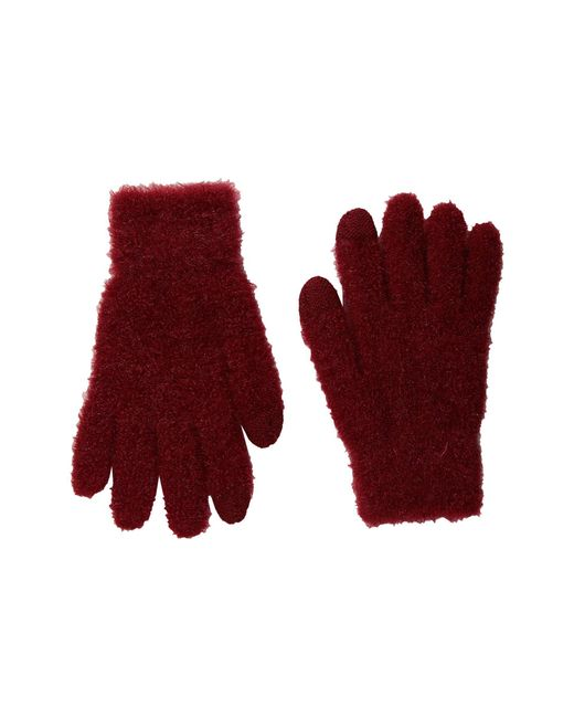 Betsey Johnson - Red Must Be Magic Etouch Gloves - Lyst