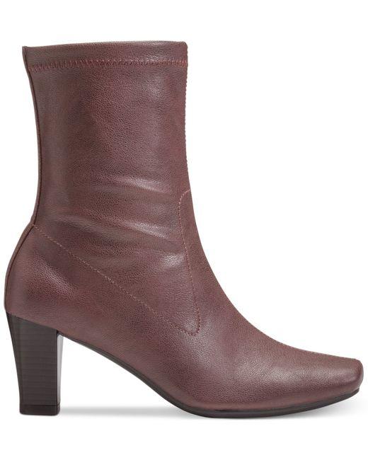 Aerosoles | Purple Geneva Dress Boots | Lyst