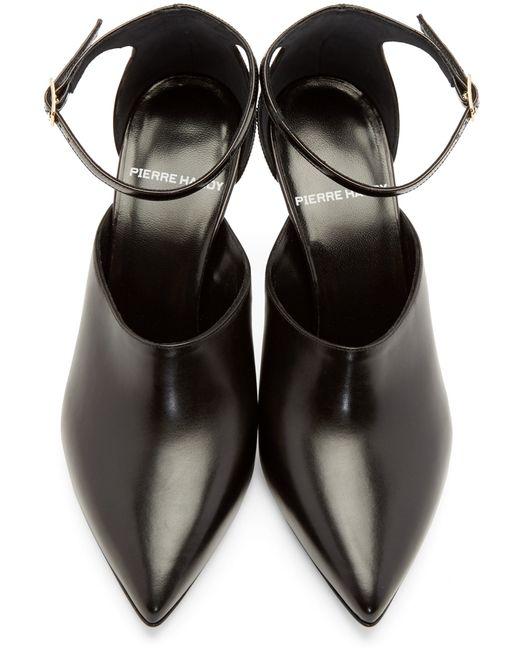 Pierre Hardy | Black Jerry Heels | Lyst