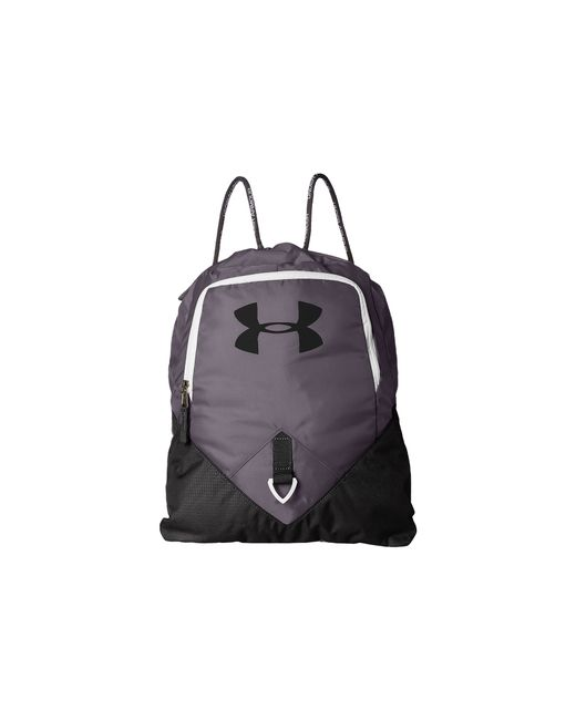 Under Armour | Gray Ua Recruit Backpack | Lyst
