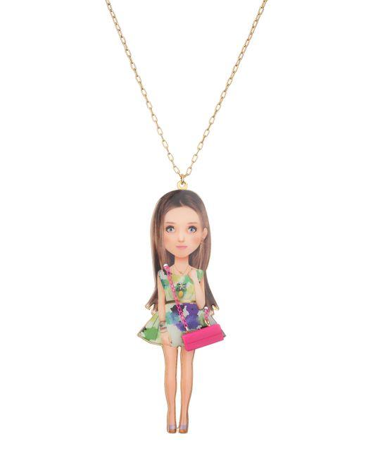 N2 | Green Necklace / Longcollar | Lyst