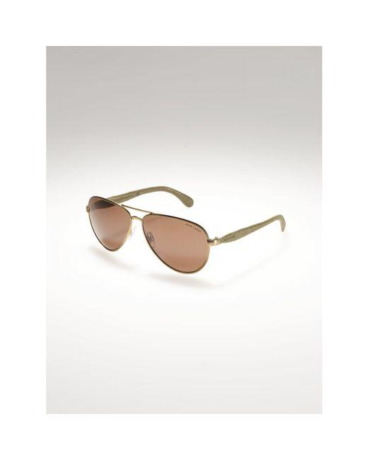 Pink Pony | Brown Safari Pilot Sunglasses for Men | Lyst