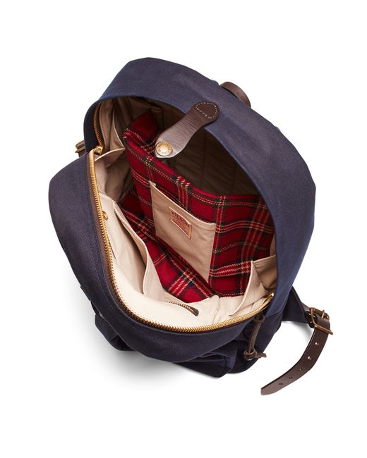 Brooks Brothers | Blue Exclusive For Filson® Twill Backpack for Men | Lyst