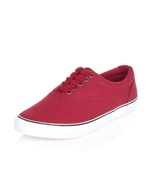 Find great deals on eBay for Plimsolls in Casual Shoes for Men. Shop with confidence. Find great deals on eBay for Plimsolls in Casual Shoes for Men. STYLE: Fashion Sneakers Plimsolls. COLOR: Red Maroon Velvet. SIZE: (US 7)(EU 40). Men's Canvas Casual Lace Up Shoes Classic Sneakers Flat Plimsoll Skater Slip On. $ Buy It Now.