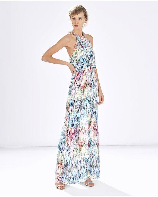 Parker Marceline Dress in Multicolor (Kaleidoscope)