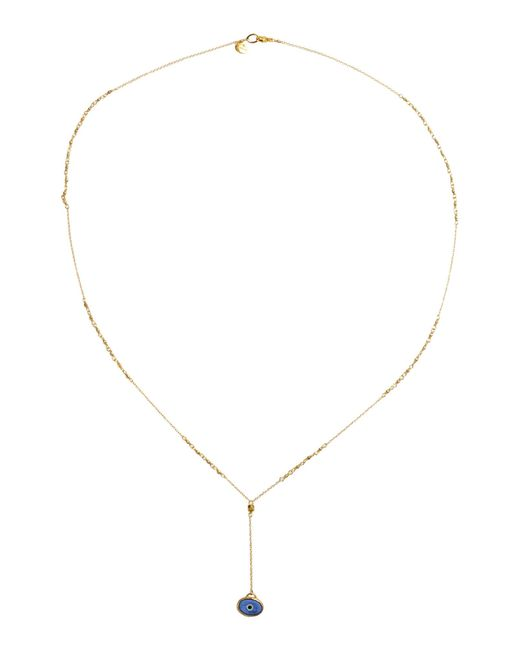 Chan Luu   Metallic Necklace   Lyst