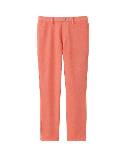 Original WOMEN Stretch Cropped Pants - Pants - BOTTOMS - WOMEN   UNIQLO