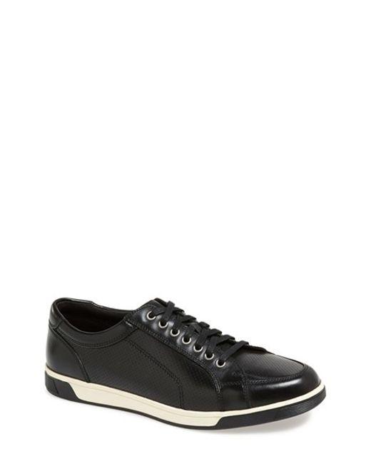 Cole Haan | Black Vartan Sport Oxford Low-Top Sneakers for Men | Lyst