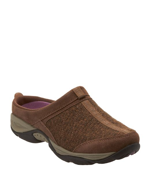 E Easy Spirit Suede Shoes Size