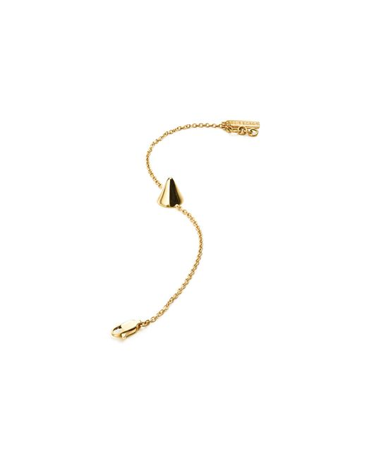 Eddie Borgo | Gold Single Cone Bracelet | Lyst