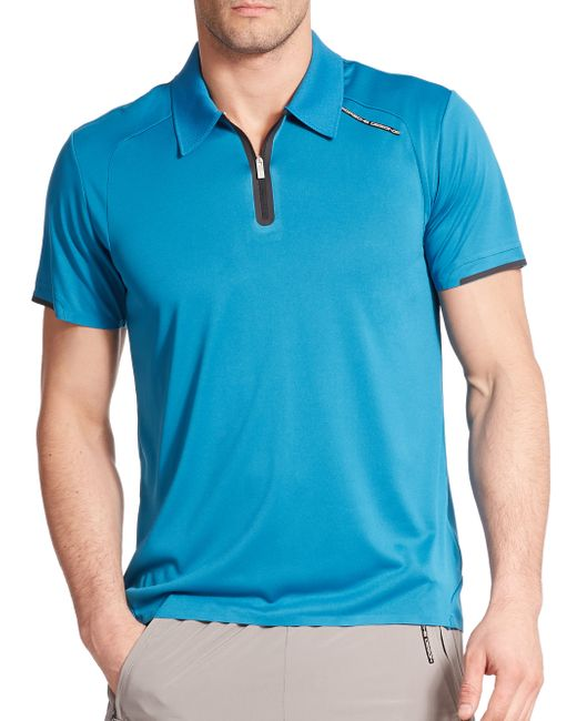 Porsche Design | Blue Drivers Polo Shirt for Men | Lyst