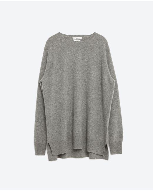 Zara Cashmere Sweater 19