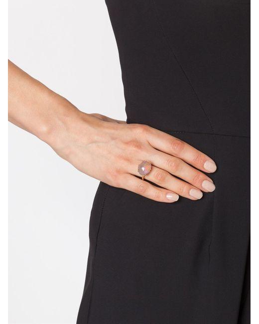 Irene Neuwirth | Metallic 18kt Gold Opal Ring | Lyst