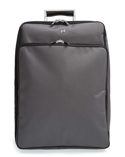 porsche design 39 roadster 3 0 39 wheeled suitcase in gray for. Black Bedroom Furniture Sets. Home Design Ideas