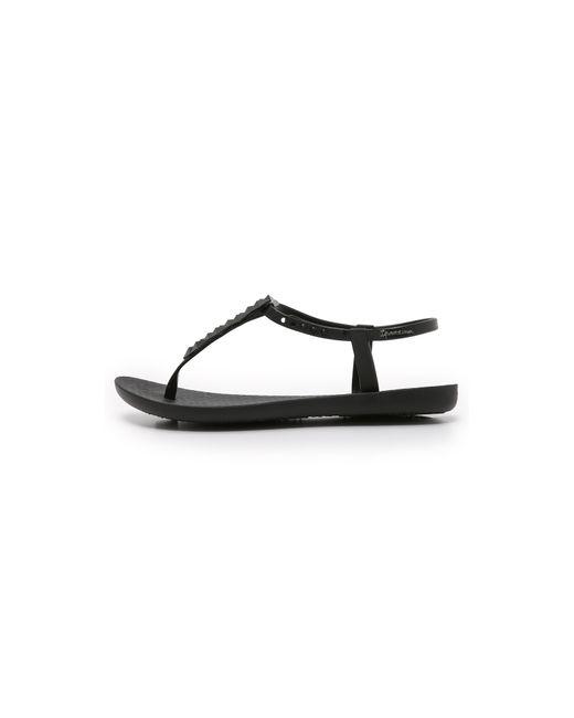 Ipanema   Black Sandals   Lyst