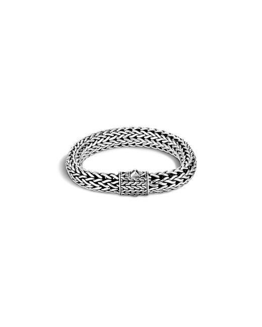 John Hardy | Metallic Classic Chain Sterling Silver Large Bracelet | Lyst